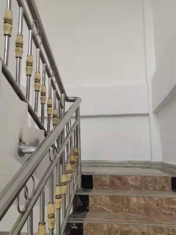Treppenhaus im Lehrerwohnheim