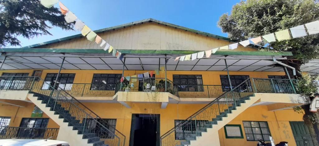 Gebäude in Mussoorie