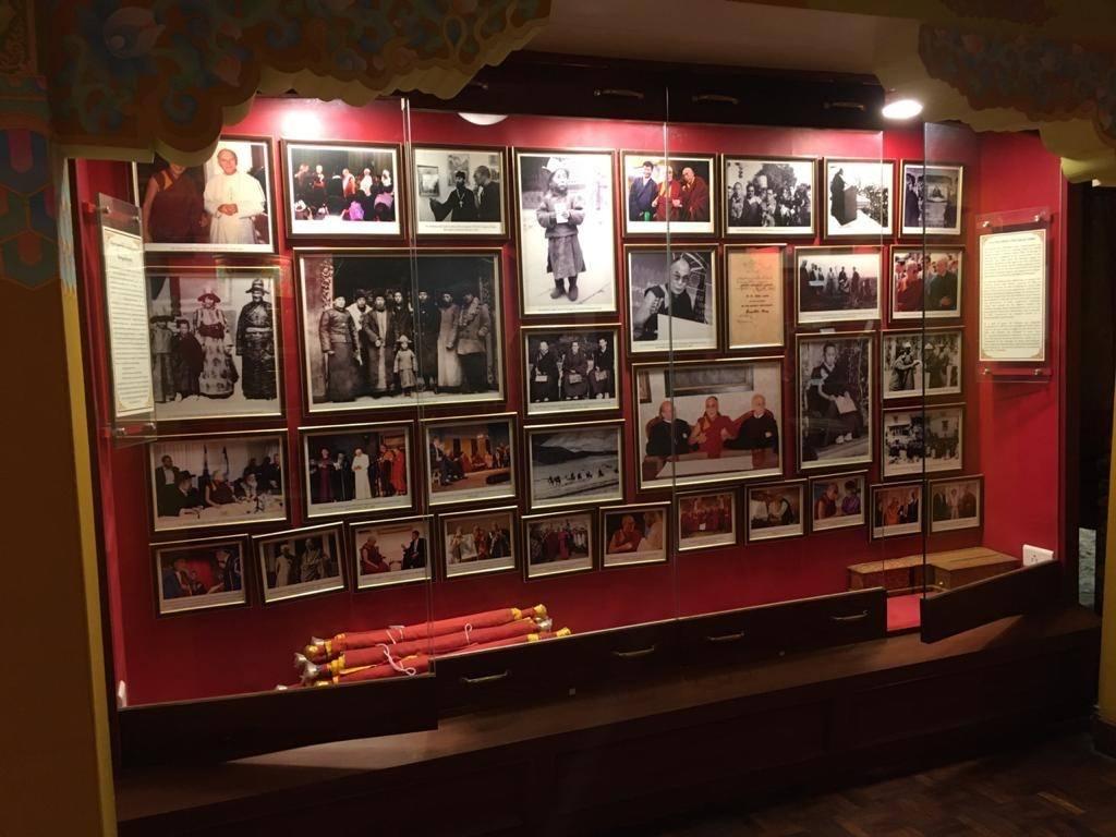 Fotos Dalai Lama Museum Darjeeling