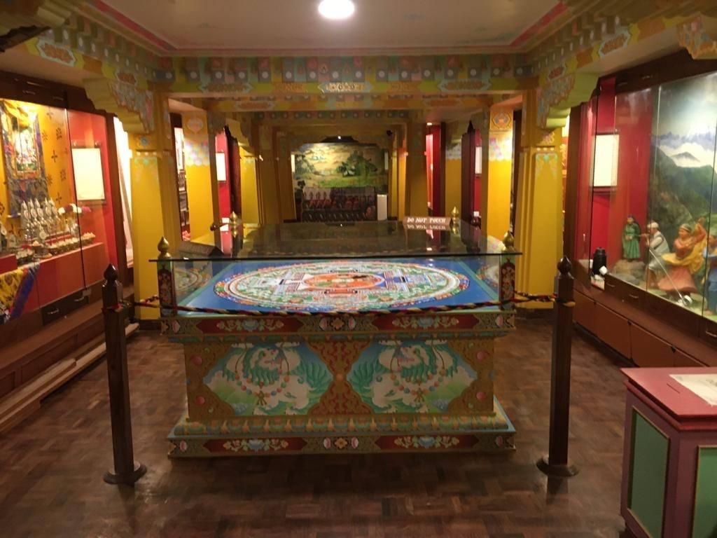 Museum Darjeeling für Kultur und Geschichte der Tibeter