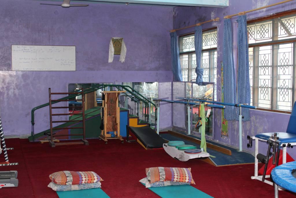 Sport und Bewegung in der Ngoenga school
