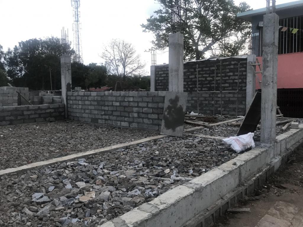 Tibetische Schule Neubau Sambhota